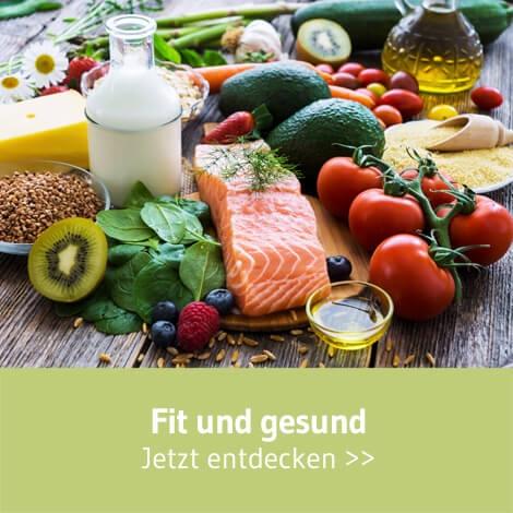 Rommelsbacher Genusswelt Gesund essen und leben