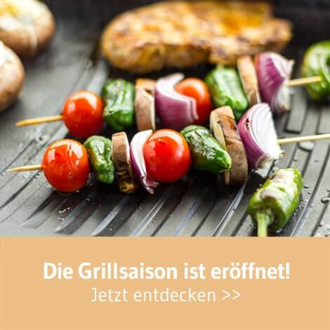 Rommelsbacher Genusswelt die Grillsaison ist eröffnet