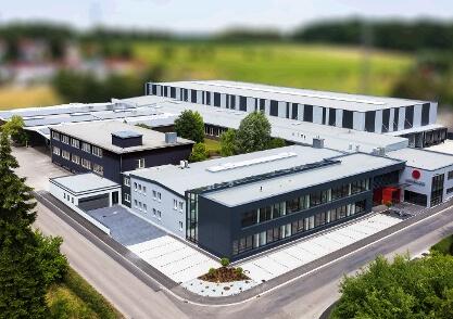 Rommelsbacher-Unternehmen-Werk in Dinkelsbühl Deutschland